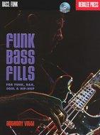 Berklee-Press:-Anthony-Vitti-Funk-Bass-Fills-(Book-CD)