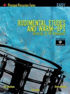 Rudimental-Etudes-And-Warm-Ups-Covering-All-40-Rudiments-(Easy)-(Book)