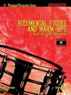 Rudimental-Etudes-And-Warm-Ups-Covering-All-40-Rudiments-(Advanced)-(Book)