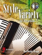 Style-Variety-for-Accordion-(Boek-CD)
