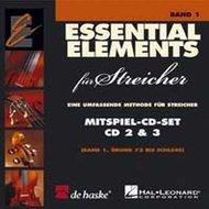 Essential-Elements-für-Streicher-Kontrabass-Band-1-(Contrabas)-(2-CD)
