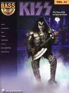 Bass-Play-Along-Volume-27:-Kiss-(Book-CD)