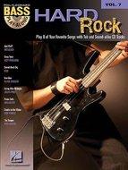 Bass-Play-Along-Volume-7:-Hard-Rock-(Book-CD)