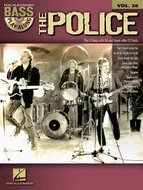 Bass-Play-Along-Volume-20:-The-Police--(Book-CD)