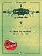 Rifftionary-Acoustic-Guitar:-Worlds-Most-Famous-Riffs-(Book-17x24cm)