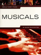 Really-Easy-Piano:-Musicals-20-Show-Favourites-(Book)