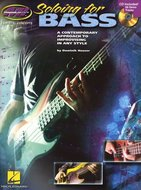 Musicians-Institute-Dominik-Hauser:-Soloing-For-Bass-(Book-CD)