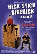 Matthias-Philipzen:-Heck-Stick-Sidekick-And-Shaker-In-Combination-With-The-Cajon-(DVD-E-book)