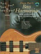 Dean-Peers-Bass-Harmonics-(Book-CD)