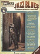 Blues-Play-Along-Volume-6:-Jazz-Blues-(Book-CD)-(C-Bes-Es-instrumenten)
