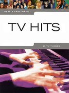 Really-Easy-Piano:-TV-Hits-(Book)
