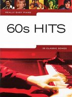 Really-Easy-Piano:-60s-Hits-(Book)