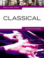 Really-Easy-Piano:-Classical-(Book)