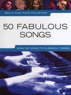 Really-Easy-Piano-Collection:-50-Fabulous-Songs-(Book)