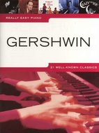 Really-Easy-Piano:-Gershwin-(Book)