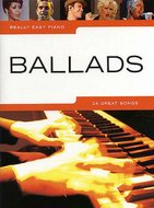 Really-Easy-Piano:-Ballads-(Book)