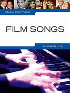 Really-Easy-Piano:-Film-Songs-(Book)