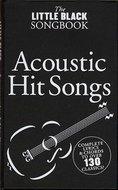Little-Black-Songbook:-Acoustic-Hit-Songs-(Akkoorden-Boek)-(19x12cm)