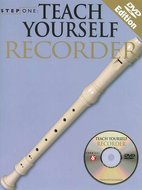 Teach-Yourself-Recorder-(Blokfluit)-(Book-DVD)