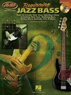 Musicians-Institute-Dominik-Hauser:-Beginning-Jazz-Bass-(Book-CD)