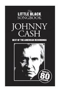 The-Little-Black-Songbook:-Johnny-Cash-Best-Of-The-American-Recordings-(Akkoorden-Boek)-(19x12cm)