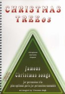 Christmas-Treeos:-Famous-Christmas-Songs-Percussion-Trio-(Vib.-Mar.-Timp.)-(Partituur-+-Partijen)