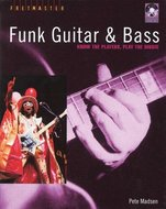 Pete-Madsen:-Funk-Guitar-And-Bass-Know-The-Players-Play-The-Music-(Book-CD