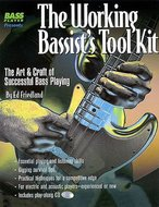 Ed-Friedland:-The-Working-Bassists-Tool-Kit-The-Art-And-Craft-Of-Successful-Bass-Playing-(Book-CD)