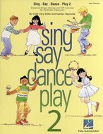 Cristi-Cary-Miller-and-Kathlyn-Reynolds:-Sing-Say-Dance-Play-2-(Klokkenspel-Piano)-(Book)