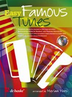 Easy-Famous-Tunes-for-Accordion-Eenvoudige-Beroemde-Tunes-voor-Accordeon-(Boek-CD)