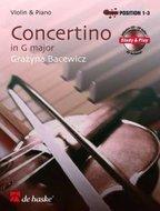 Concertino-in-G-Dur-Viool-(Boek-CD)