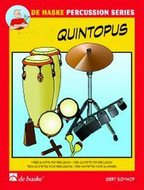Quintopus-Extra-Percussion-Series-Gert-Bomhof-(Partituur-+-Partijen)