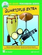 Quartopus-Extra-Percussion-Series-Gert-Bomhof-(Partituur-+-Partijen)
