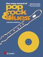 The-Easy-Sound-Of-Pop-Rock-&-Blues-Blokfluit-(Boek-CD)