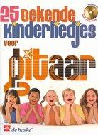 25-Bekende-Kinderliedjes-Voor-Gitaar-(Boek-CD)