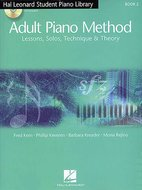 Hal-Leonard-Piano-Method:-Book-2-Lessons-Solos-Technique-&-Theory-(Book-2-CD)