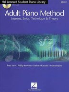 Hal-Leonard-Piano-Method:-Book-1-Lessons-Solos-Technique-&-Theory-(Book-2-CD)