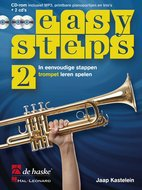 Easy-Steps-2-Trompet-(Bes)-(Boek-2-CD)