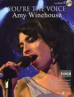 Youre-The-Voice:-Amy-Winehouse-Piano-Vocal-Guitar-(Boek-CD)
