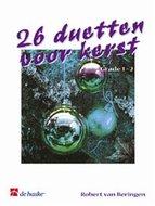 26-Duetten-Voor-Kerst-Altsaxofoon-(Boek)