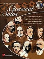 Classical-Solos-Hobo-(Boek-CD)