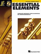 Essential-Elements-1-Trompet-(Boek-CD)