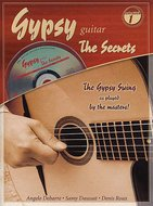 Gypsy-Guitar-The-Secrets:-Volume-1-(Book-CD)