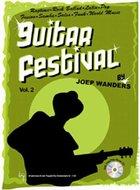 Joep-Wanders:-Guitar-Festival-Vol.-2-(Boek-CD)