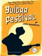 Joep-Wanders:-Guitar-Festival-(Boek-CD)