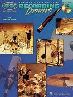 Musicians-Institute:-Musicians-Guide-To-Recording-Drums-(Book-CD)