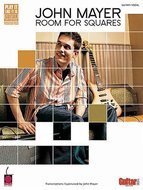John-Mayer:-Room-For-Squares-(Play-It-Like-It-Is-Guitar)-(Book)