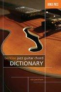 Berklee-Press:-Rick-Peckham-Berklee-Jazz-Guitar-Chord-Dictionary-(Book-15x23cm)