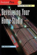 Sound-Advice-On:-Developing-Your-Home-Studio-(Book-CD-15x23cm)