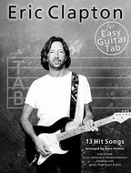 Eric-Clapton-For-Easy-Guitar-Tab-(Book)